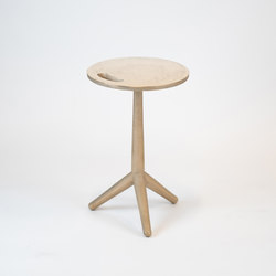Geppetto Stool/Side Table | Mesas auxiliares | STACKLAB