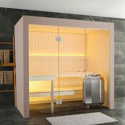 Arvo soft taube | Saunas | Küng Sauna + Spa