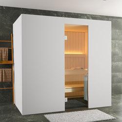Arvo loft white | Saunas | Küng Sauna + Spa
