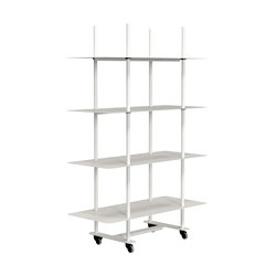 Bukto | Shelf stand 6060 | Regale | Frost