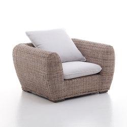 InOut 625 | Garden armchairs | Gervasoni
