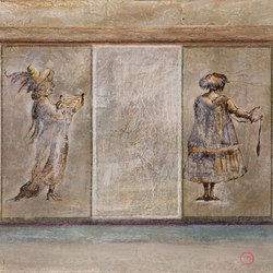 Donne del tiepolo | Revestimientos de paredes / papeles pintados | WallPepper