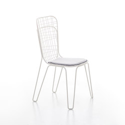 InOut 875 | Restaurant chairs | Gervasoni