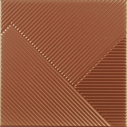 Shapes | Stripes Mix Copper | Ceramic tiles | Dune Cerámica