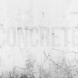 CONCRETE | Carta da parati / carta da parati | WallPepper