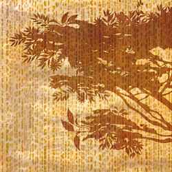 LEOPARD TREE | Carta da parati / carta da parati | WallPepper