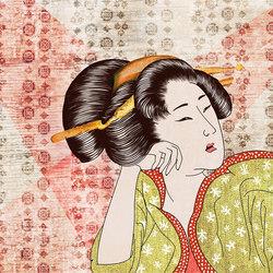 Classic geisha | Wandbeläge / Tapeten | WallPepper