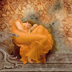 Ninfa dormiente | Wall coverings / wallpapers | WallPepper