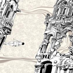 La forza di gravità | Revestimientos de paredes / papeles pintados | WallPepper