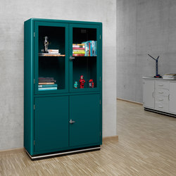 Classic Line SB 424 Glass cabinet | Display cabinets | Müller Möbelfabrikation
