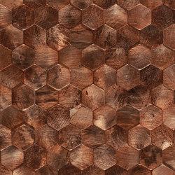 Dune Mosaics | Corten | Metal tiles | Dune Cerámica