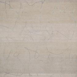 4-Minute Rug - Scribble meringue | Rugs / Designer rugs | REUBER HENNING