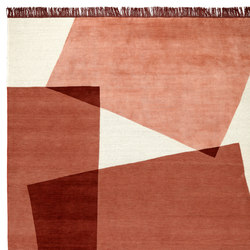 Abstract - Max Chili | Rugs | REUBER HENNING