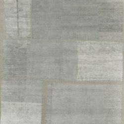 Rag Time - Line Up Pale blue | Rugs | REUBER HENNING