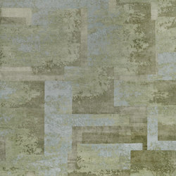Texture - Rhapsody in green | Rugs | REUBER HENNING