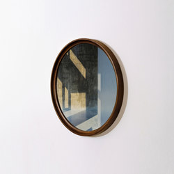 Mirrors | Small/Large round mirror | Miroirs | District Eight
