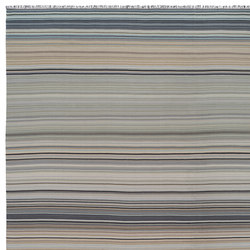 Flatweave - Stripes Grauland | Rugs | REUBER HENNING