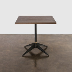 Compass Bistro Table Square | Dining tables | District Eight