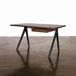 Compass desk small | Desks | District Eight
