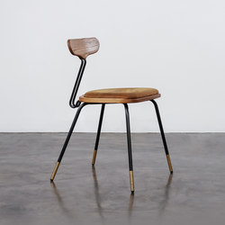DAYTON DINING CHAIR | Chaises | District Eight