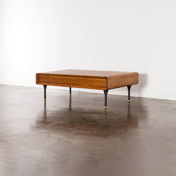 Distrikt coffee table | Mesas de centro | District Eight