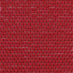 Dune Mosaics | Dots Red | Glass tiles | Dune Cerámica