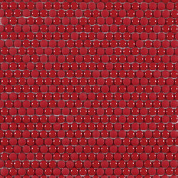 Dune Mosaics | Dots Red | Carrelage en verre | Dune Cerámica