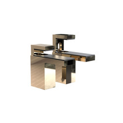Quadra Shelf Clamp 6 | Tablettes / Supports tablettes | Frost