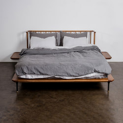 DISTRIKT BED | Lits | District Eight