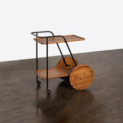 Distrikt trolly | Teewagen / Barwagen | District Eight Design