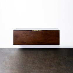 Drift drop-down cabinet | Sideboards | District Eight