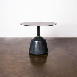 Exeter side table low | Side tables | District Eight