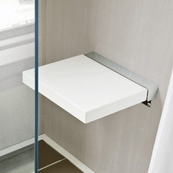 Unico Polyurethane seat | Shower seats | Rexa Design