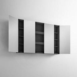 Espejo contenedores R1 | Armarios espejo | Rexa Design