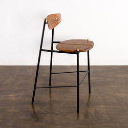 Kink bar stool | Barhocker | District Eight