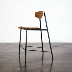 Kink counter stool | Barhocker | District Eight