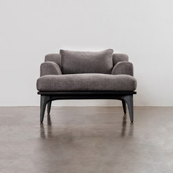 Salk armchair | Armchairs | District Eight
