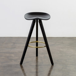 Theo tractor bar stool | Tabourets de bar | District Eight