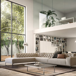 Boston Capitonné | Sofas | Pianca