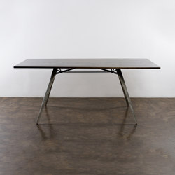 Kahn high dining table | Mesas comedor | District Eight