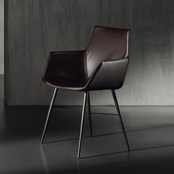SELTZ | Visitors chairs / Side chairs | Acerbis