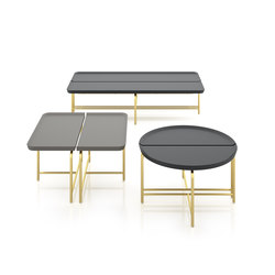 1+1 | Tables basses | Pianca