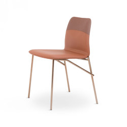 Alunna without armrest | Chairs | Pianca