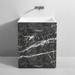 Lavabo a pavimento R1 | Lavabi | Rexa Design