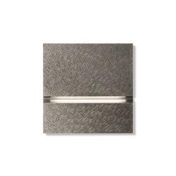 Via walkway light - fer forgé grey | Presence detectors | Basalte