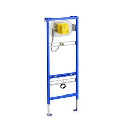 LIS | Installation system CU1 | Concealed elements | Laufen