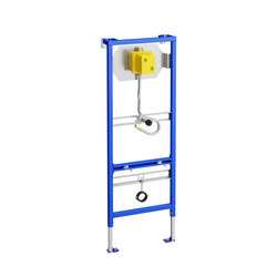 LIS | Installation system CU2 | Concealed elements | Laufen