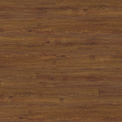 xcore connect™ Planks | Red Walnut | Vinyl flooring | Mats Inc.