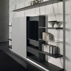 N.C. LANDSCAPE EVO | Wall storage systems | Acerbis