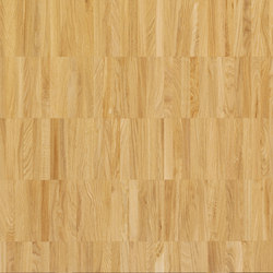 Solid parquet Oak Parallel 24 | Wood flooring | Bauwerk Parkett